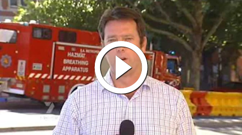 Play Adelaide 7 News: Gas scare in the CBD and WW1 Remembrance