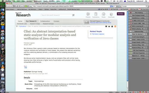Microsoft Research's Cibai