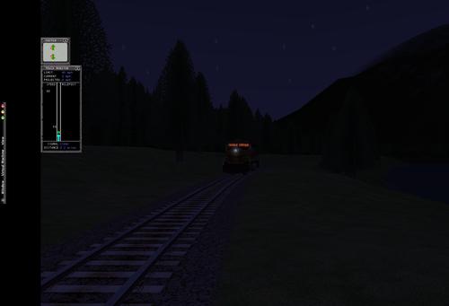 Train Simulator in VMware Fusion 3.0