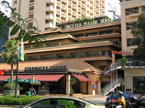 Orchard Parade Hotel photo by Rose_khansg on Flickr