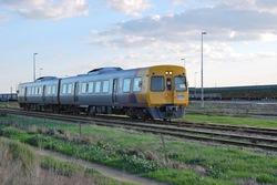 Adelaide suburban train