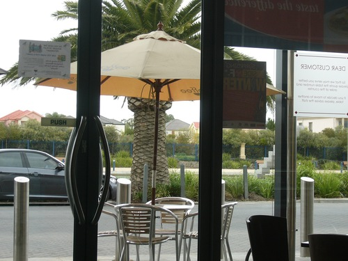 Boat Deck Cafe, Mawson Lakes