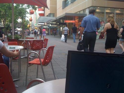 Cibo Espresso in Rundle Mall