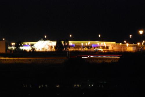 Earth Hour in Mawson Lakes, Adelaide, Australia