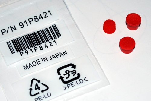 Replacement ThinkPad mouse caps