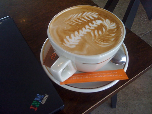 Coffee? Java? I know, it's cliche!