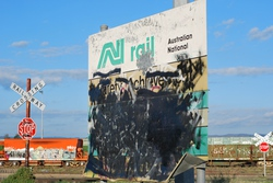 An early 1980s ANR sign