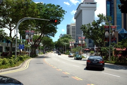 Chinese New Year on Orchard Road