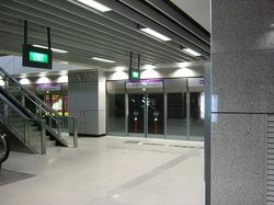 The Munich U-Bahn