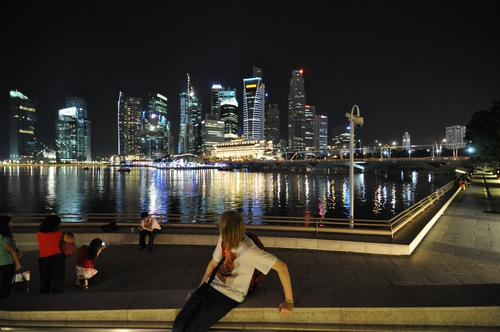Saying goodbye to Singapore