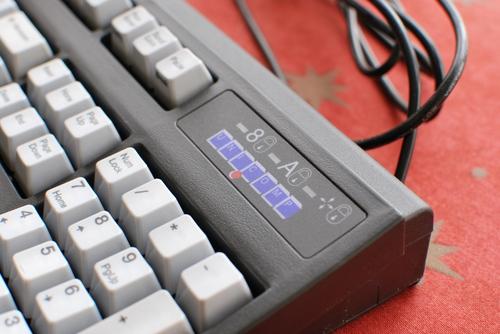 My new Unicomp keyboard!