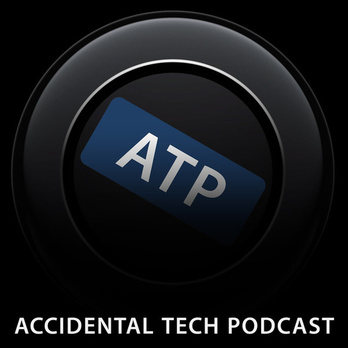 Accidental Tech Podcast's new cover art