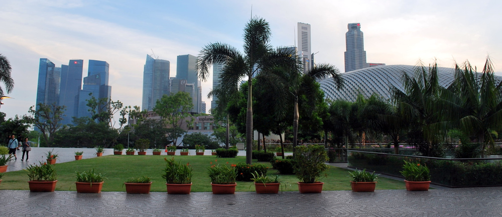 Photo I took of Singapore in 2012