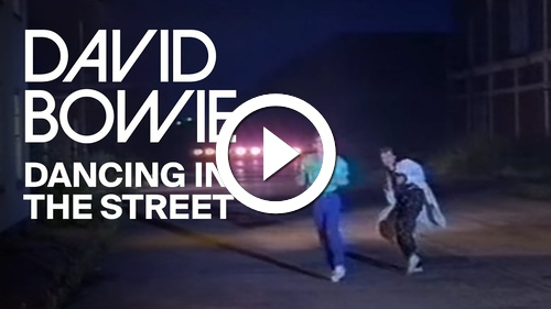 Play David Bowie & Mick Jagger - Dancing In The Street (Official Video)