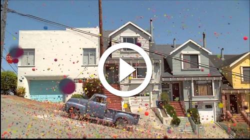 Play José González - Heartbeats (Bouncing Balls Video)