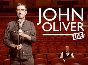 John Oliver Live