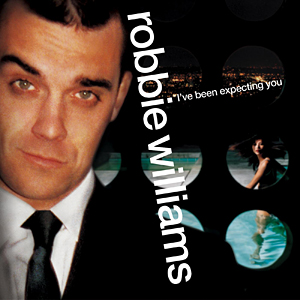 Cover from Robbie Williams' I've Been Expecting You album