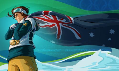 Advance Australia Fair by scrii on DeviantArt