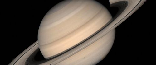 Photo of Saturn