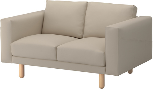 A comfy new IKEA couch