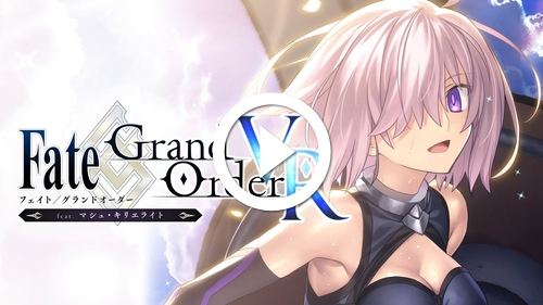 Play 『Fate/Grand Order VR feat.マシュ・キリエライト』PV