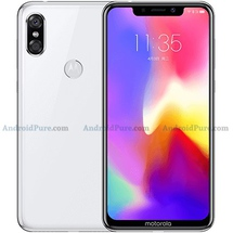 Leaked photo of the Motorola P30