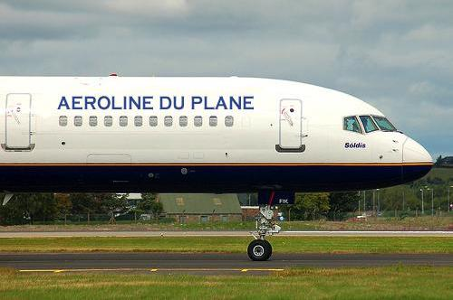 Aeroline du Plane