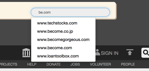 techstocks.com, become.co.jp, becomegorgeous.com, become.com, loantoolbox.com