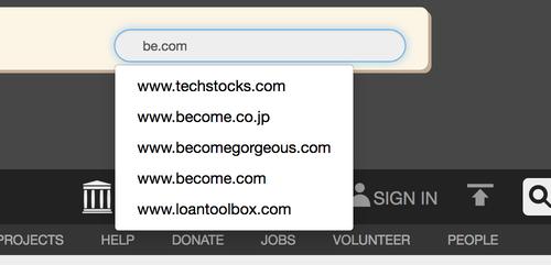 techstocks.com, become.co.jp, becomegorgeous.com, become.com, loantoolbox.com