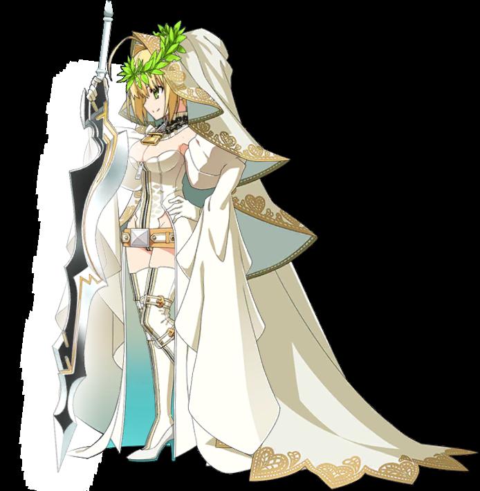 Nero Bride!