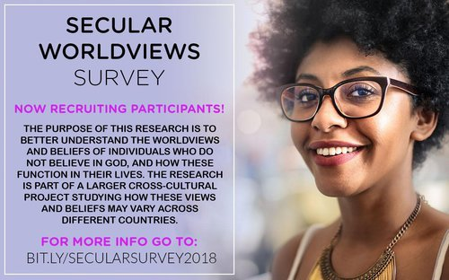 Secular Worldviews survey