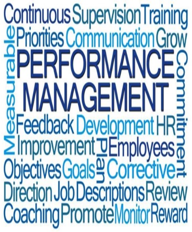 PERFORMANCE MANAGEMENT!