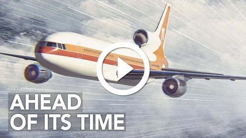Play This Plane Could Even Land Itself: Why Did The L-1011 Fail?