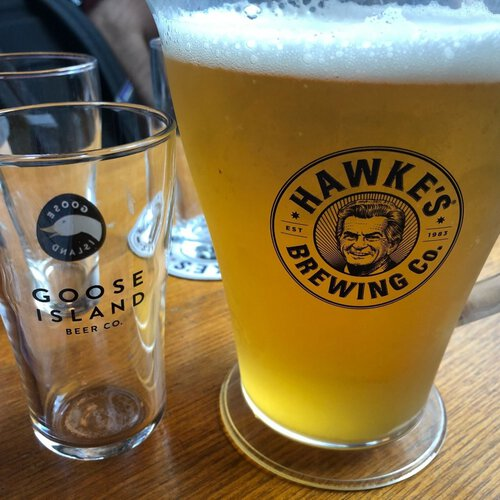 A Hawke's Lager
