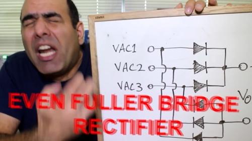 EVEN FULLER BRIDGE RECTIFIER
