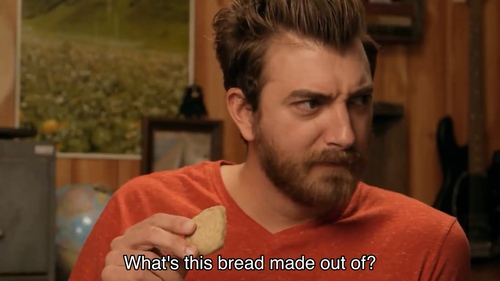 What's this bread made out of?