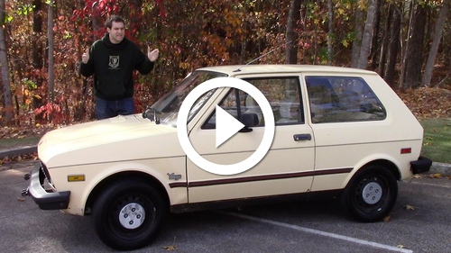 Play Here's Why the Yugo Is One of the Worst Cars Ever Made
