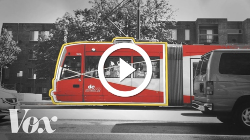 Play The real reason streetcars are making a comeback