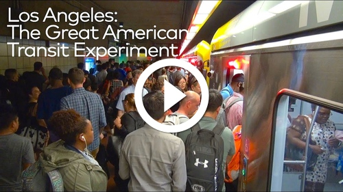 Play Los Angeles: The Great American Transit Experiment