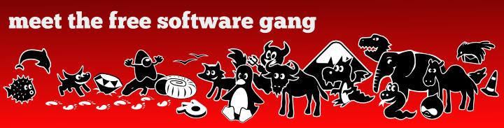 Free Software Gang graphc