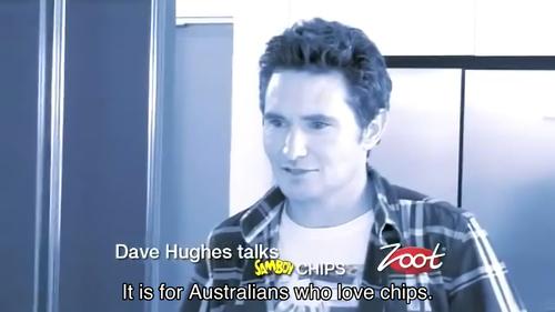 It is for Australia