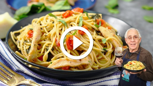 Play One Pan Pasta with Chicken