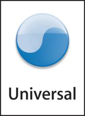 The Apple Mac OS X Universal badge