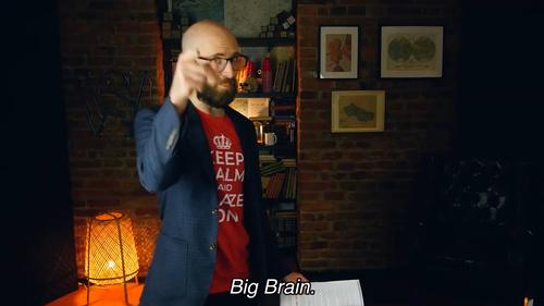 Big Brain.