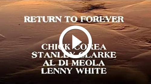 Play Return To Forever: Chick Corea, Stanley Clarke, Al Di Meola, Lenny White - 43 Jazzaldia Festival