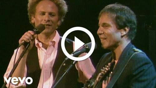 Play Simon & Garfunkel - Feelin' Groovy (from The Concert in Central Park)