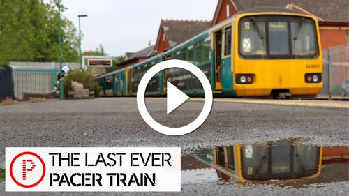 Play The Last Ever Pacer Train