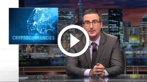 Play Cryptocurrencies: Last Week Tonight with John Oliver (HBO)