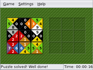 Sudoku puzzle for 2010-12-13