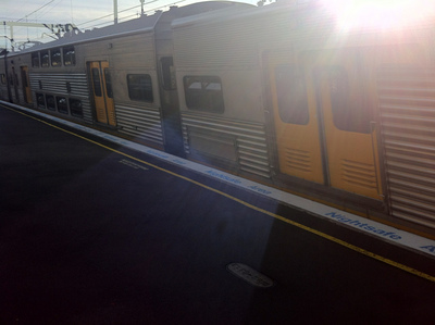 Photo of the forementioned train.